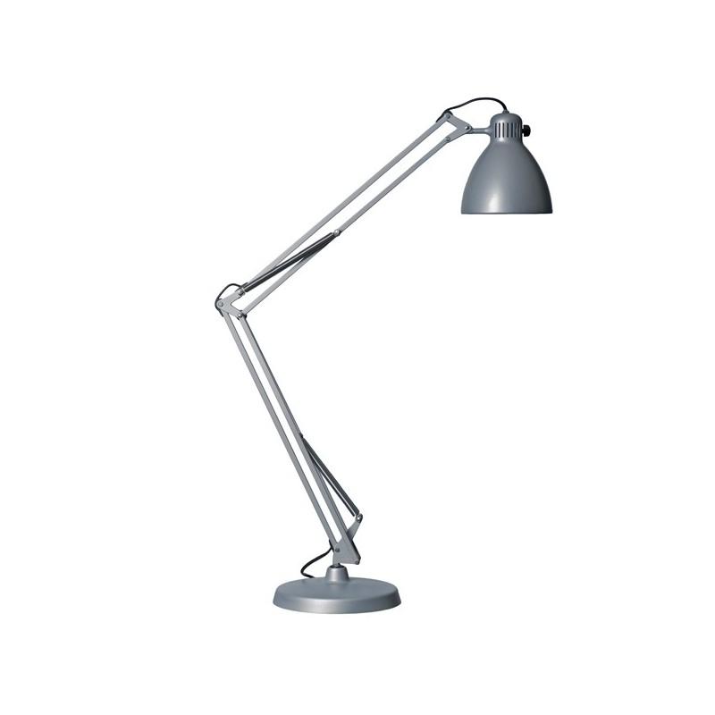 Luxo l1 color gris l mpara de escritorio luz de lectura - Lamparas de escritorio ...