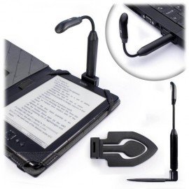 Tuff Luv Spark Light - Lámpara de libro y e-reader recargable