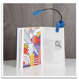 Lámparas de libro